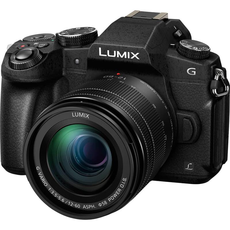 Panasonic LUMIX DMC-G85GC-K0