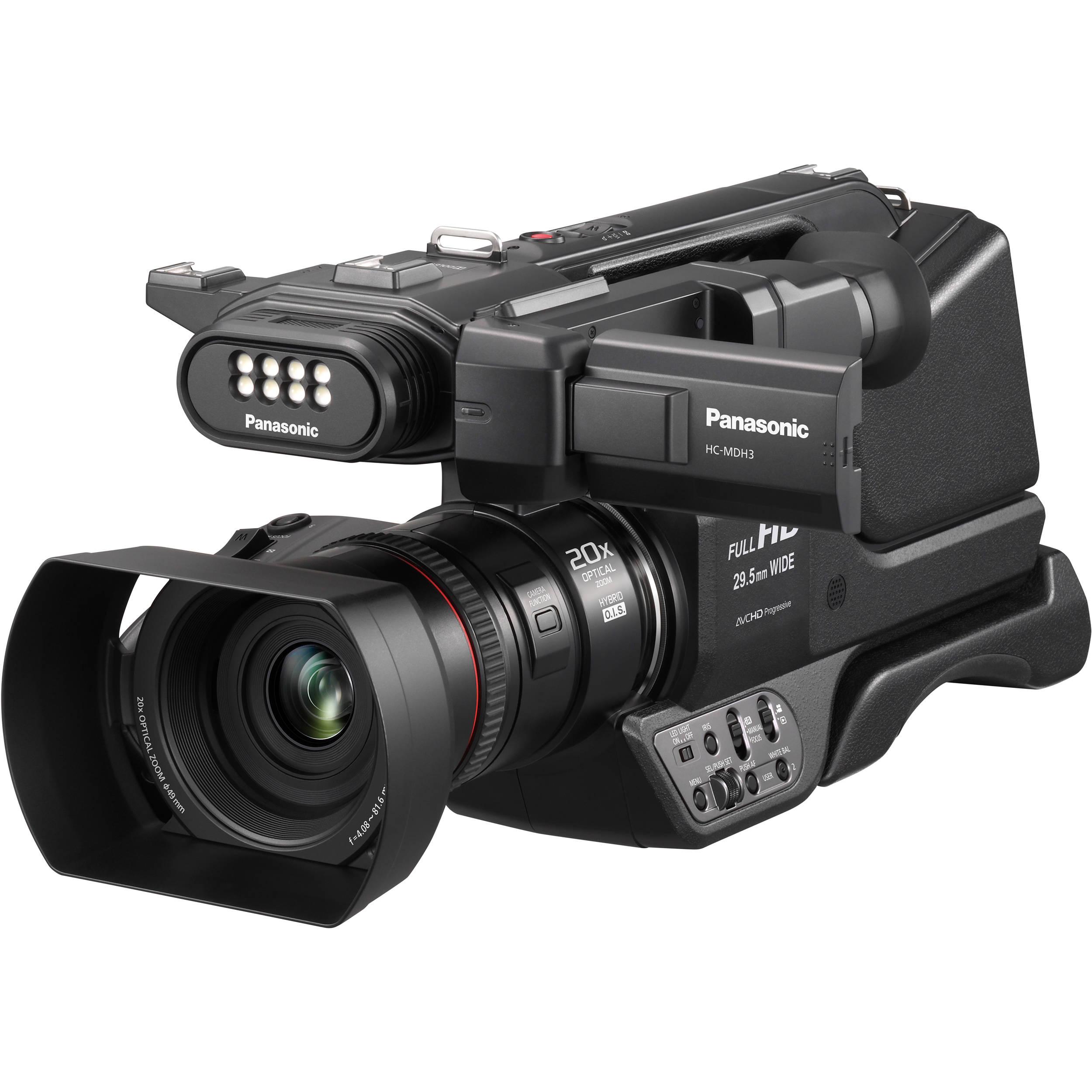 Panasonic HC-MDH30