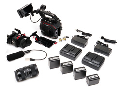 Broadcast accessories