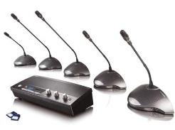 Micro và âm thanh cho phòng họp