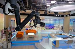 Trường quay truyền hình