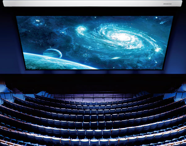 Large Stage Project Series – Motorized Screen0