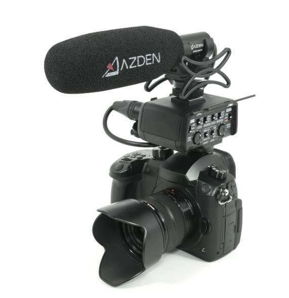 AZDEN SGM-250CX4