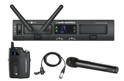 Audio-technica ATW-1312/AT-831CW0