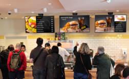Màn hình chuyên dụng Philips – cứu cánh của các nhà hàng, TTTM