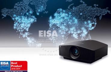EISA Awards 2018 – 2019 – The Winners: Sony VPL-VW760ES