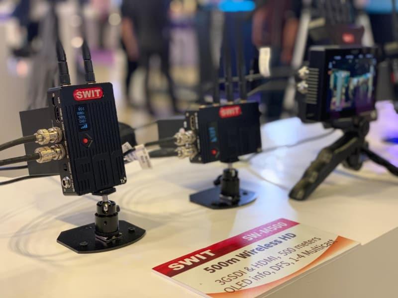 Bộ truyền tín hiệu không dây SWIT SW-M500