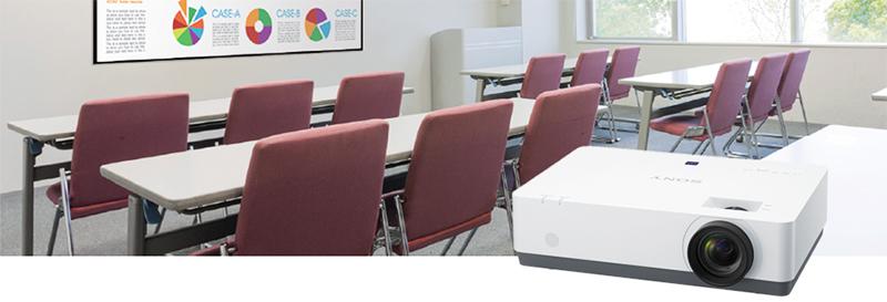 Máy chiếu giáo dục hiệu suất cao Sony VPL-EX430