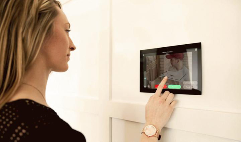 Chuông cửa thông minh DS2 - Control4