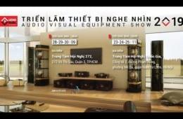 Điểm qua một số thiết bị Nam Long AV mang tới AV Show 2019 tại Hà Nội