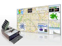 Bộ xử lý đồ hoạ - Video wall processor