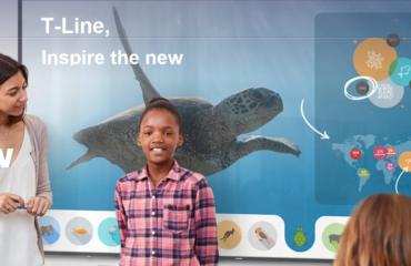 Philips T-Line – Dòng sản phẩm lý tưởng cho ứng dụng dạy và học