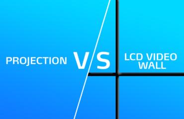 Màn hình quang học/màn hình LCD Video Wall???